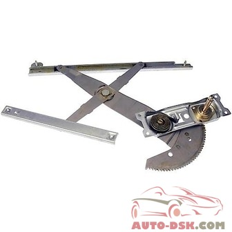 CARQUEST Window Reg Manual Window Regulator Only - part #740-068