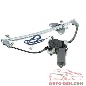 Magneti Marelli Power Window Regulator and Motor Assembly - part #O3052140995MRL