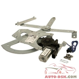 Magneti Marelli Power Window Regulator and Motor Assembly - part #O3052437367MRL