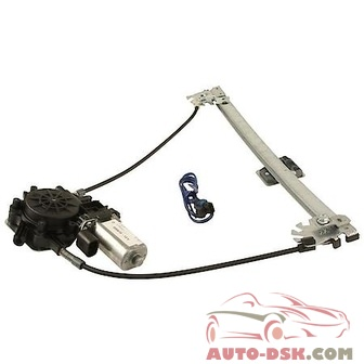 Magneti Marelli Power Window Regulator and Motor Assembly - part #O3052437376MRL