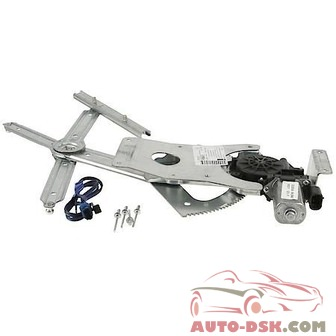 Pimax Power Window Regulator and Motor Assembly - part #O3052134369PIM