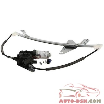 Pimax Power Window Regulator and Motor Assembly - part #O3052414389PIM