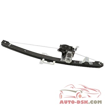Professional Parts Sweden Power Window Regulator with Motor - part #O3052398116PPS