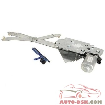 Professional Parts Sweden Power Window Regulator with Motor - part #O305264361PPS