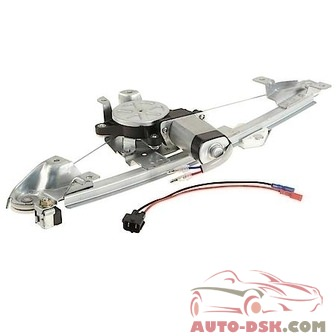Professional Parts Sweden Power Window Regulator with Motor - part #O3052721153PPS