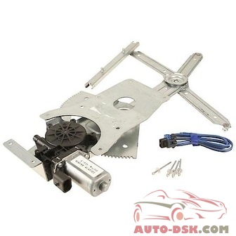 Professional Parts Sweden Power Window Regulator with Motor - part #O3052834464PPS