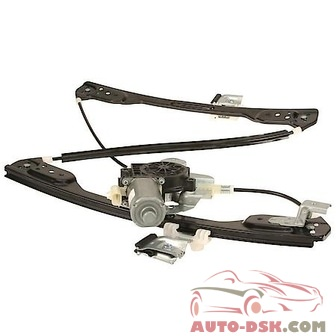 TYC Power Window Regulator and Motor Assembly - part #O3052345449TYC