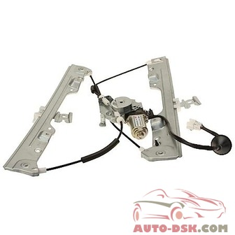 TYC Power Window Regulator and Motor Assembly - part #O3052647863TYC
