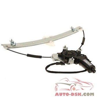 TYC Power Window Regulator and Motor Assembly - part #O3052647952TYC