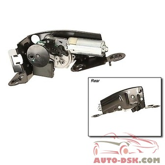 Motorcraft Window Wiper Motor - part #P7000325798MTR