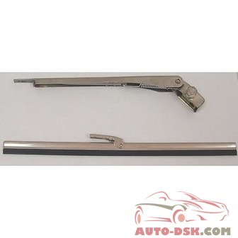 Omix-Ada Windshield Wiper Arm And Blade Kit - part #19102.01
