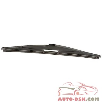 Valeo 14A Frameless ULTIMATE Rear Beam Wiper Blade, 14in (Pack of 1) - part #P7030922007VAL