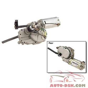 Vemo Window Wiper Motor - part #P7000131920VMO