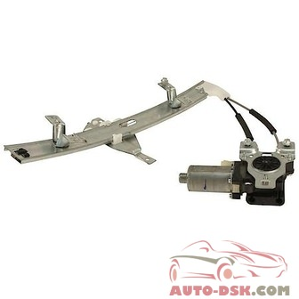 ACDelco GM Original Equipment Power Window Regulator and Motor Assembly - part #O3052202937ACD