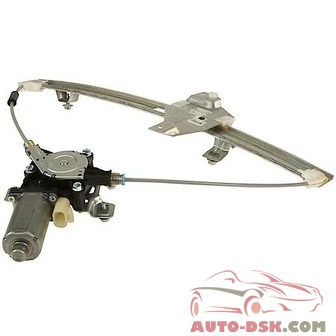 ACDelco GM Original Equipment Power Window Regulator and Motor Assembly - part #O3052206619ACD