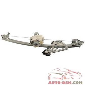 ACDelco GM Original Equipment Power Window Regulator and Motor Assembly - part #O3052206635ACD